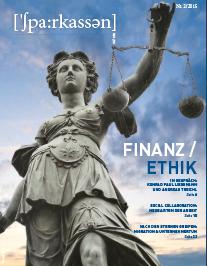 Ausgabe #2/2015 • Finanz / Ethik