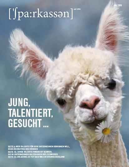 Ausgabe #3/2019 • Jung, Talentiert, Gesucht ...