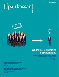 Ausgabe #3/2015 • Wer will meine Ideen finanzieren?