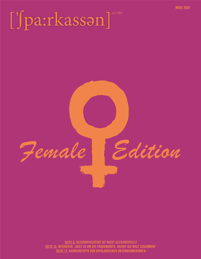 Ausgabe #1/2020 • Female Edition