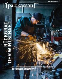 Ausgabe #4/2017 • Rückgrat der Wirtschaft
