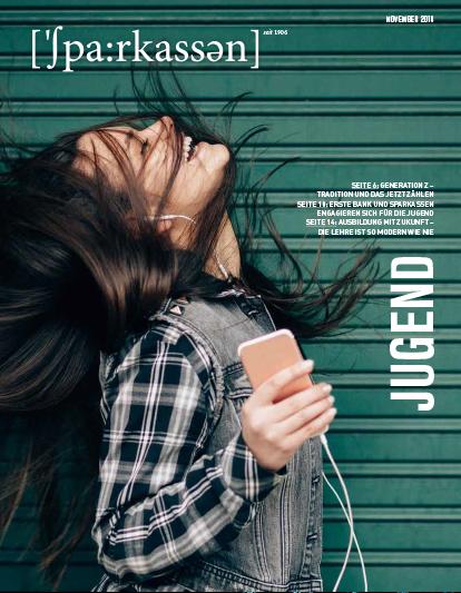 Ausgabe #5/2018 • Jugend