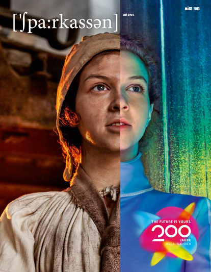 Ausgabe #1/2019 • 200-Jahr-Jubiläum
