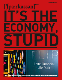 Ausgabe #5/2016 • It's the Economy, Stupid
